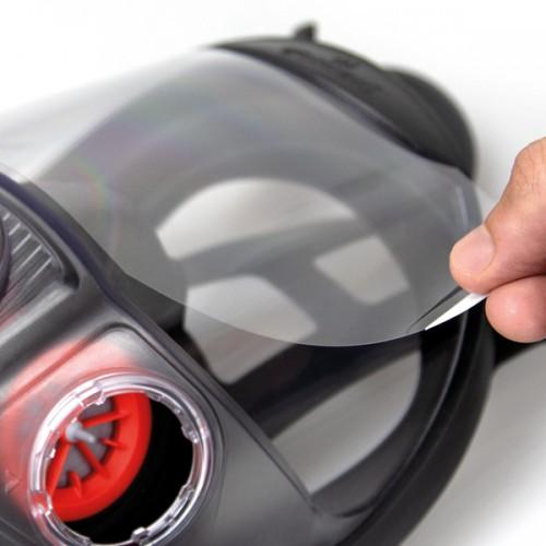 Folia ochronna do maski Force ™ 10 - zestaw 10 sztuk