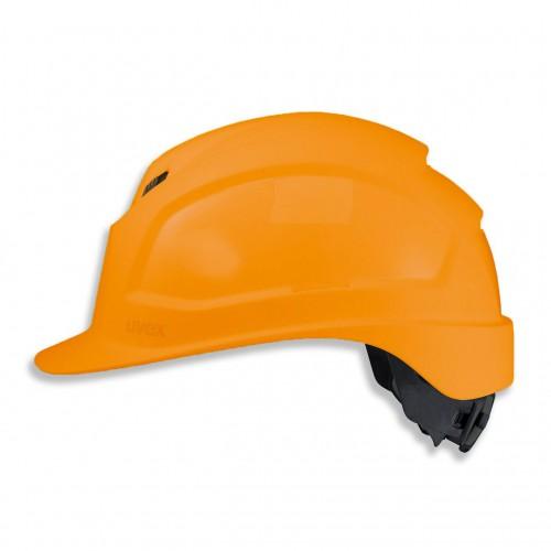 Hełm ochronny uvex pheos IES pomarańczowy