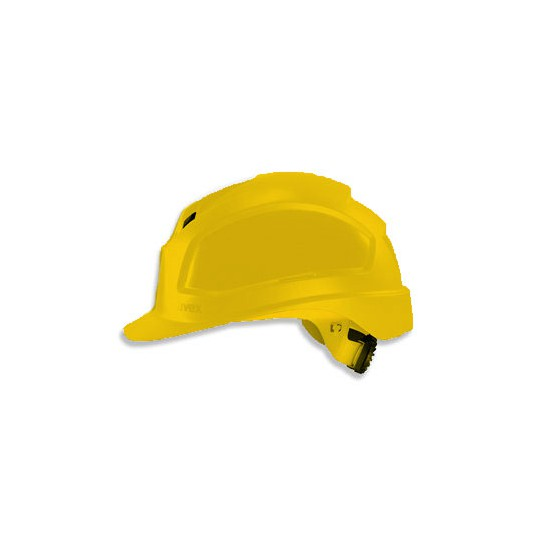 Hełm ochronny uvex pheos B-WR żółty