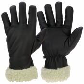 Zimowe rękawice robocze