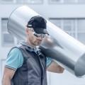 Czapka odporna na uderzenia uvex u-cap sport