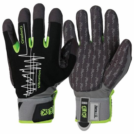 Rękawice robocze tłumiące drgania EX®