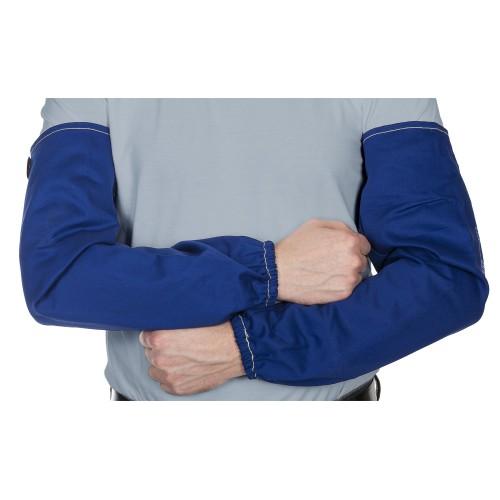 Trudnopalne, bawełniane rękawy spawalnicze (para) Fire Fox™