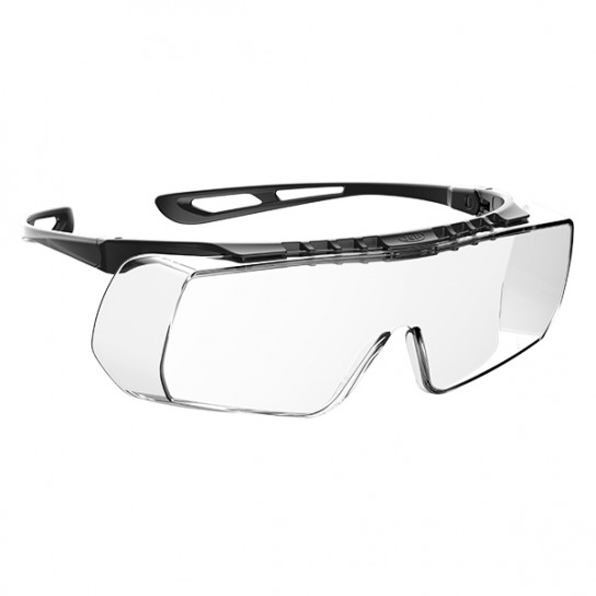 Okulary ochronne Stealth Coverlite K rated Overspec - bezbarwne