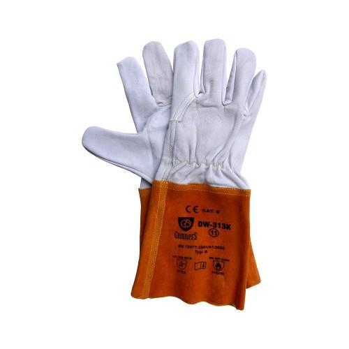 Rękawice spawalnicze DW-313K