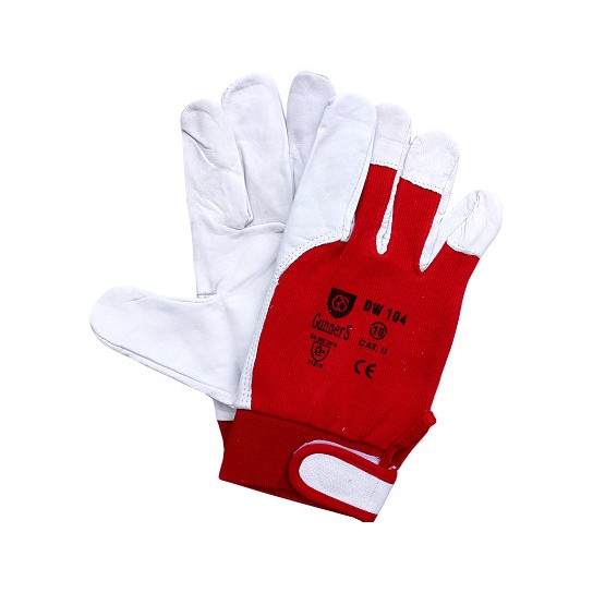 Rękawice robocze ochronne DW-104