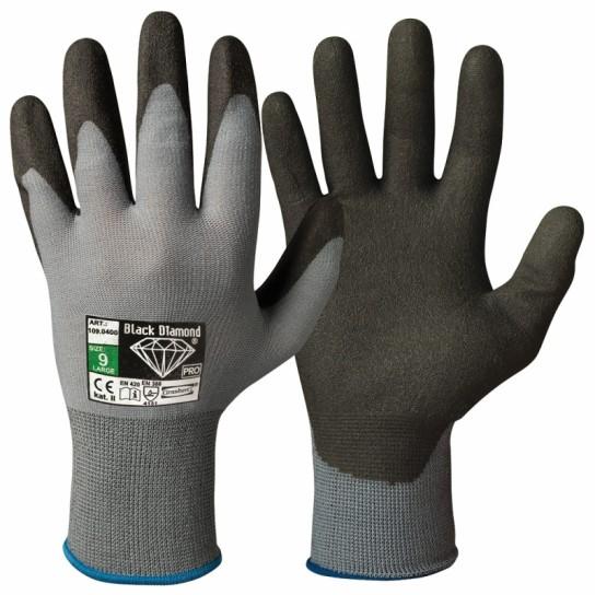 Rękawice montażowe Black Diamond zatwierdzone przez Oeko-Tex® 100