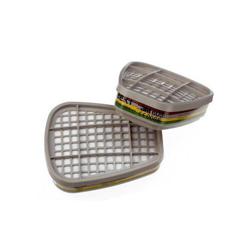 Pochłaniacze przeciw gazom i parom nieorganicznym, ABEK1, 6059 - 3M™