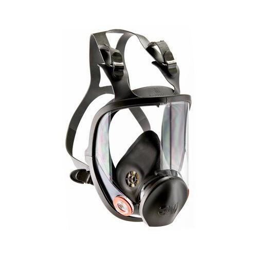 Maska pełna wielokrotnego użytku, 6800, rozmiar: M średni
