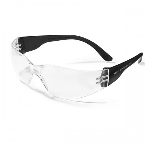 Okulary ochronne Crackerjack ™ - przezroczyste, odporne na zarysowania i zaparowanie