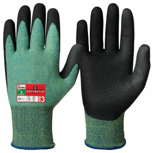Odporne na przecięcie rękawice Protector