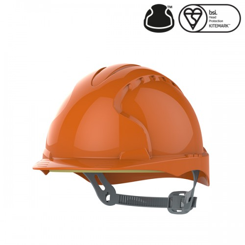 Przemysłowy kask ochronny EVO2® Pomarańczowy