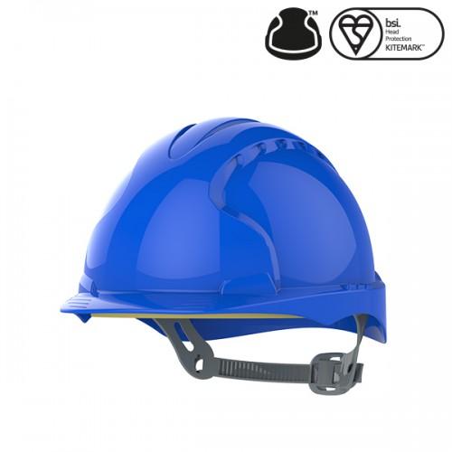 Przemysłowy kask ochronny EVO2® Niebieski