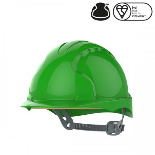 Przemysłowy kask ochronny EVO2® Zielony