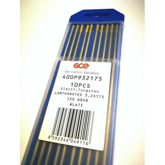 Elektroda wolframowa zielona 2.0x175 (10szt)