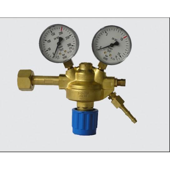 Reduktor butlowy jednostopniowy do tlenu PERUN RBT-1