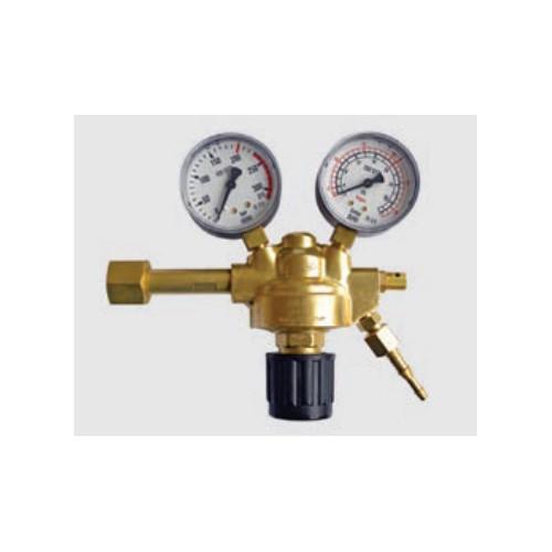 Reduktor butlowy jednostopniowy do argonu i CO2 PERUN RBArg/KW-0,25 WM