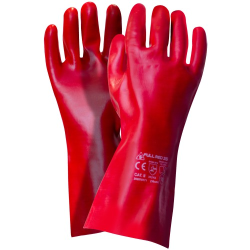 Rękawice FULL RED 35