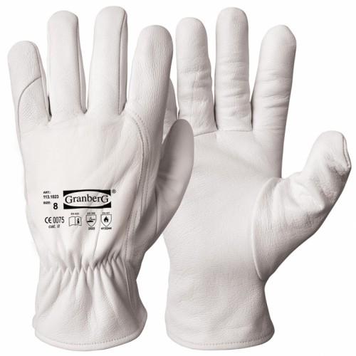 Rękawice odporne na temperatury i przecięcia