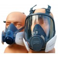 filtr przeciwpyłowy wielokrotnego użytku z węglem aktywnym TBM A P3 R