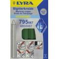LYRA 795 Kreda do oznaczeń na betonie, stali i drewnie, długość 110mm