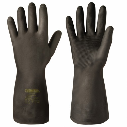 Odporne chemicznie rękawice neoprenowe Chemstar®