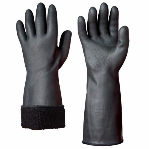 Odporne chemicznie rękawice neoprenowe