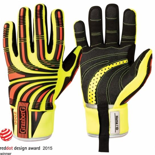 Rękawice ochronne Hi-Viz™ klasy 5