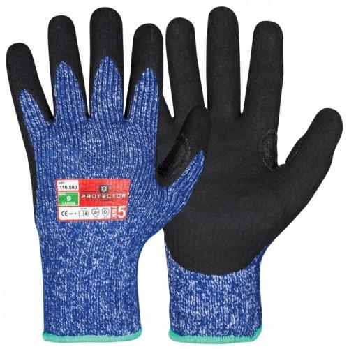 Odporne na przecięcie zimowe rękawice Protector®
