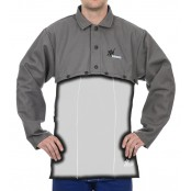 Ochrona ramion i barków (bolerko), wysokiej odporności trudnopalna bawełna 520 gr./m2 Arc Knight®