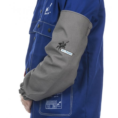 rękawy spawalnicze, wysokiej odporności trudnopalna bawełna 520 gr./m2 (para) Arc Knight®