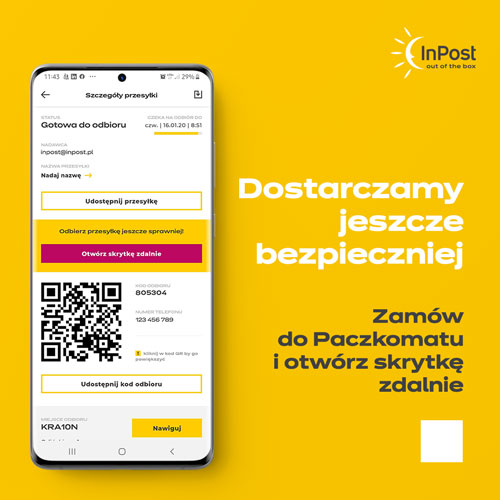 inpost mobile